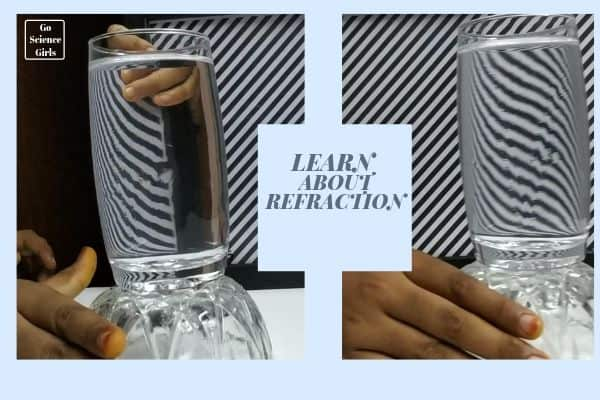 Refraction Experiment for kids