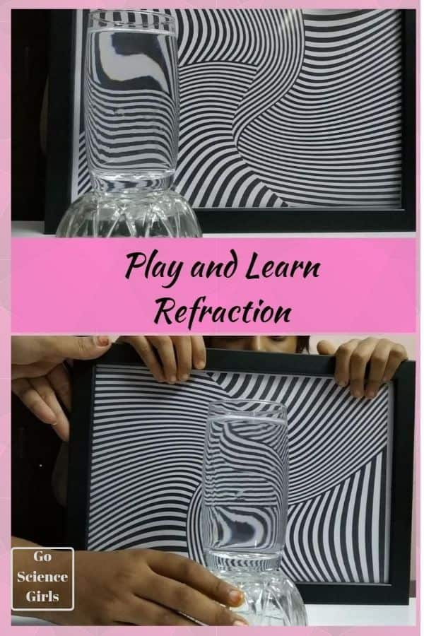 play and learn refraction