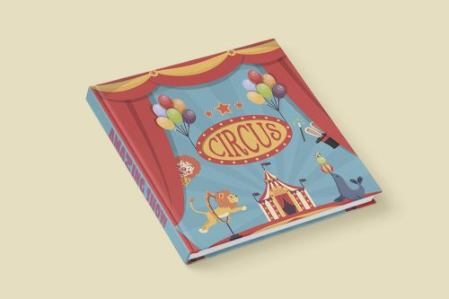 Amazing Show Book Template