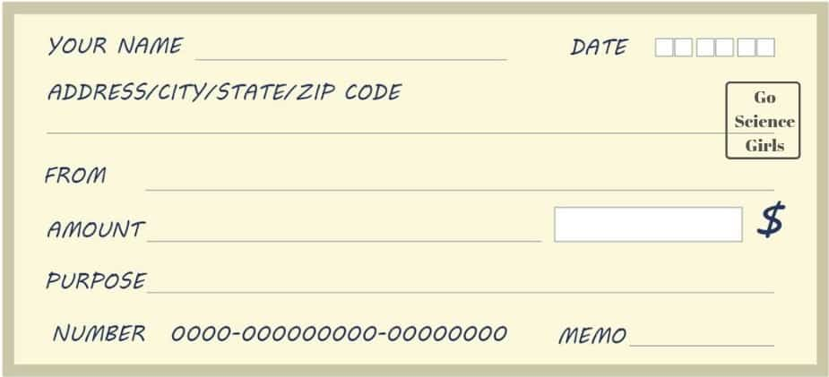 blank cheque template printable