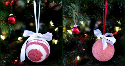 Bath bomb – The gift-giver