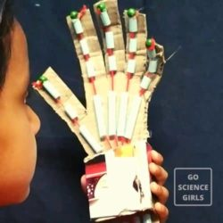 DIY Robotic Articulated Hand