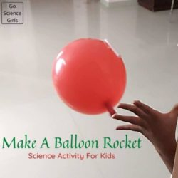 How to Build a Balloon Rocket (Balloon Rocket Race)