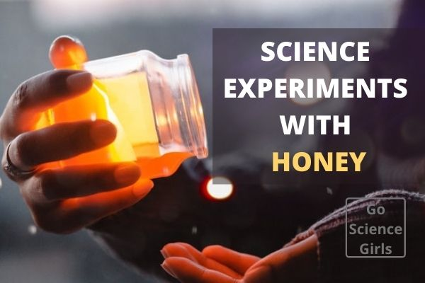 SCIENCE EXPERIMENTS WITH HONEY