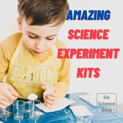 Amazing Science Experiment Kits