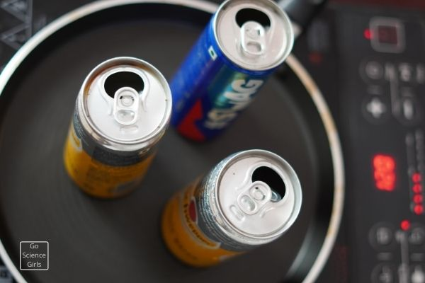 Heat The Cans