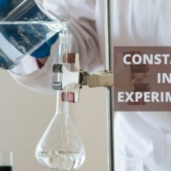 Understanding Constants In An Experiment