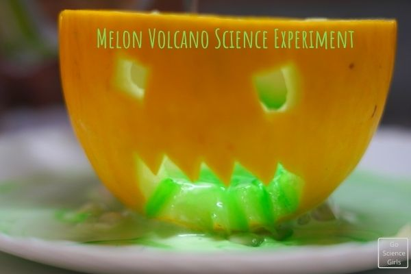 Melon Volcano Experiments For Kids
