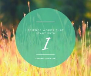Science Words That Start With I