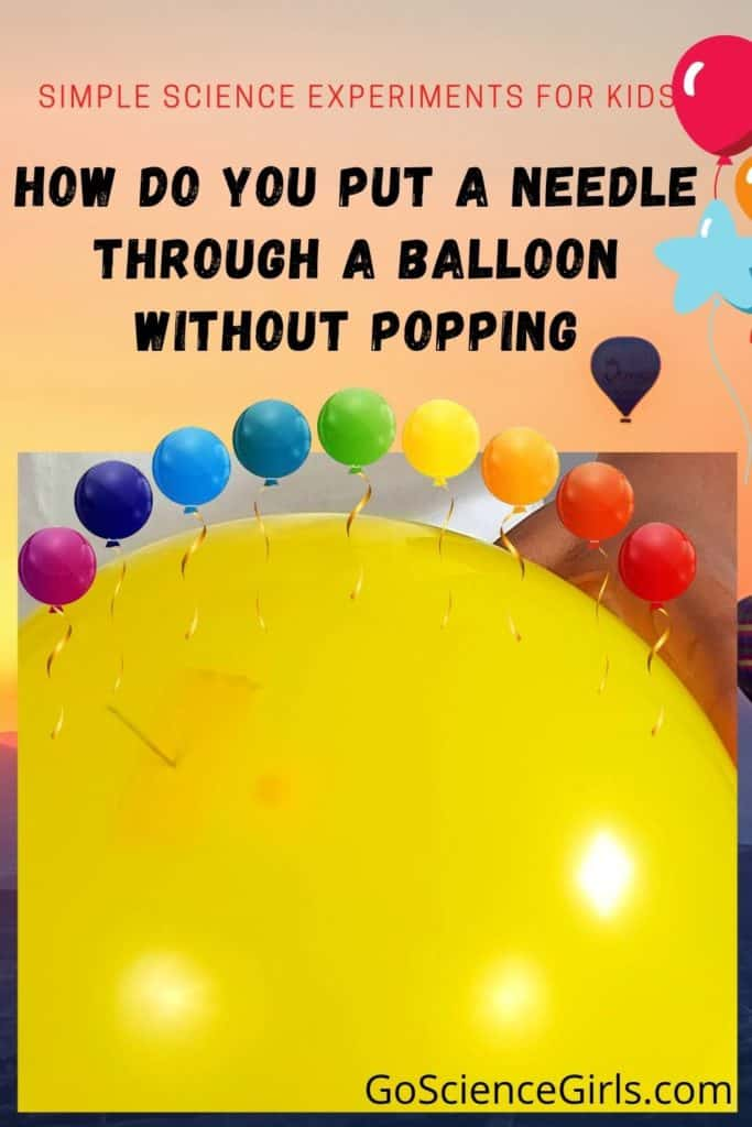 Simple Balloon Science Experiments