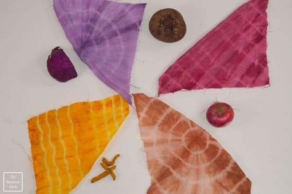 How to make Natural Dye For Fabric