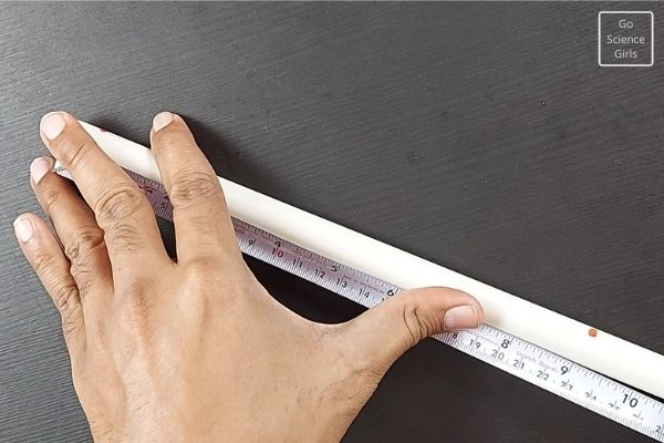Mark Points for balancing scale