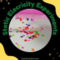 Static Comb Experiment : Explore Static Electricity for Kids