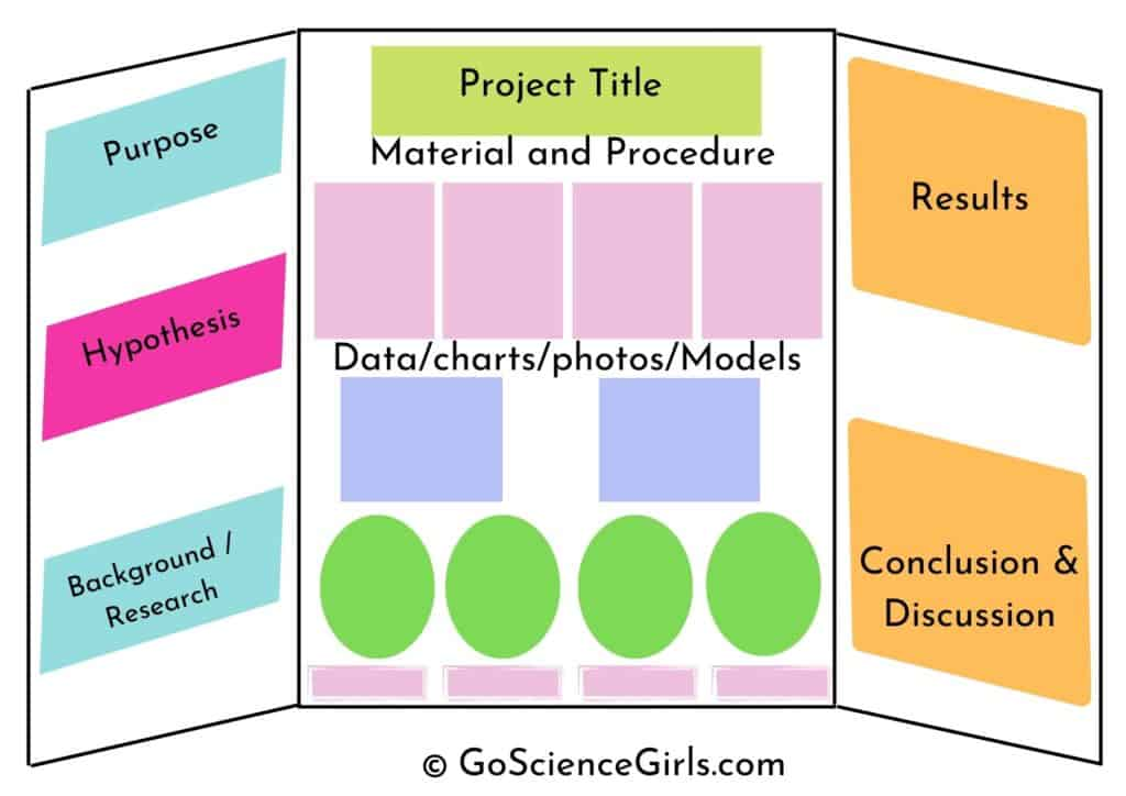Best Science Fair Project Display Board Layout
